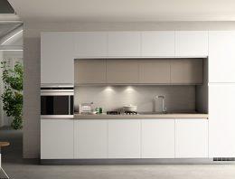 cucina bianca : una scelta di classe